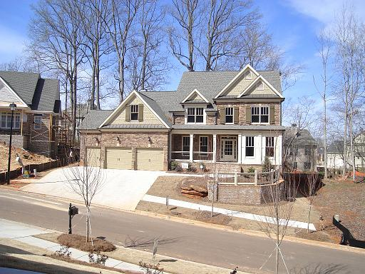 custom home builder, ga