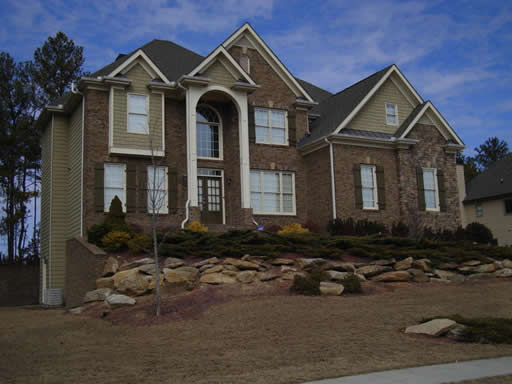 alpharetta, georgia custom home contractor and builder