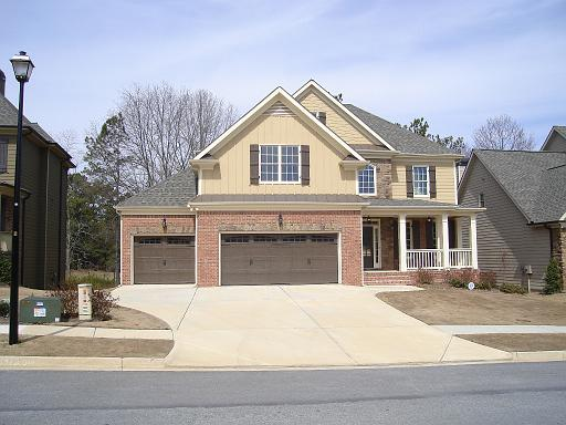 georgia custom home contractor and builder