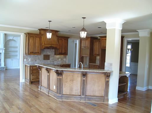 east cobb, ga kitchen renovation