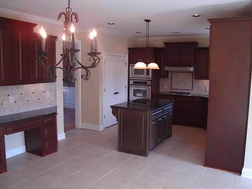 sugar hill, ga kitchen renovation with custom cabinets